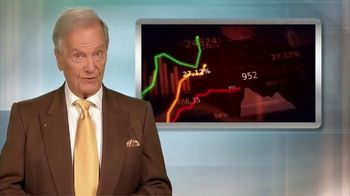 Swiss America TV Spot, 'The New Financial Order' Featuring Pat Boone - Thumbnail 1