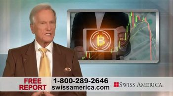 Swiss America TV Spot, \'The New Financial Order\' Featuring Pat Boone