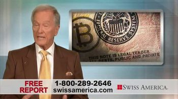 Swiss America TV Spot, 'The New Financial Order' Featuring Pat Boone - Thumbnail 6