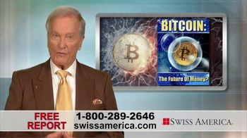 Swiss America TV Spot, 'The New Financial Order' Featuring Pat Boone - Thumbnail 7