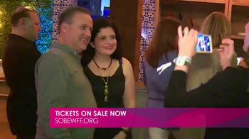 2018 South Beach Wine and Food Festival TV Spot, 'Get Your Tickets Now' - Thumbnail 2