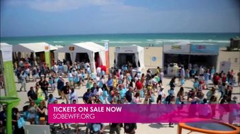 2018 South Beach Wine and Food Festival TV Spot, 'Get Your Tickets Now' - Thumbnail 3