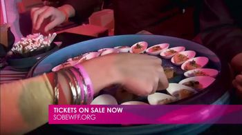 2018 South Beach Wine and Food Festival TV Spot, 'Get Your Tickets Now' - Thumbnail 4