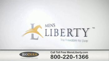 Men's Liberty TV Spot, 'Amazingly Simple' - Thumbnail 9