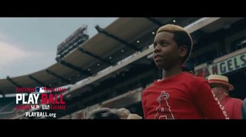 USA Baseball TV Spot, 'Mike Trout and a Fan Play Ball Before the Game'