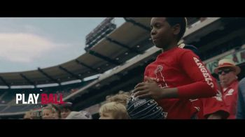 USA Baseball TV Spot, 'Mike Trout and a Fan Play Ball Before the Game' - Thumbnail 6