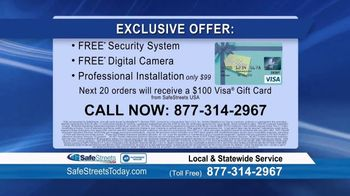 Safe Streets USA TV Spot, 'Complete Home Automation' Featuring Danny White - Thumbnail 7
