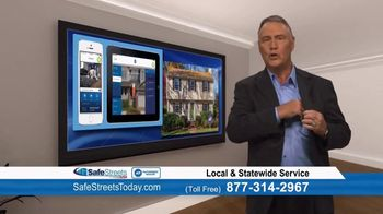 Safe Streets USA TV Spot, 'Complete Home Automation' Featuring Danny White - Thumbnail 3