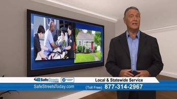 Safe Streets USA TV Spot, 'Complete Home Automation' Featuring Danny White - Thumbnail 4