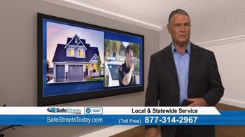 Safe Streets USA TV Spot, 'Complete Home Automation' Featuring Danny White