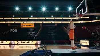 Continental Tire TV Spot, 'Dan Patrick's Big Man on Campus' - Thumbnail 9