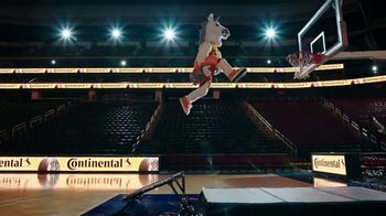 Continental Tire TV Spot, 'Dan Patrick's Big Man on Campus' - Thumbnail 8