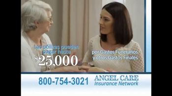Angel Care Insurance Services TV Spot, 'Sally' [Spanish] - Thumbnail 6