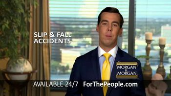 Morgan and Morgan Law Firm TV Spot, 'Photographic Evidence'