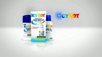 Icy Hot Medicated No Mess Applicator TV Spot, 'Relief' Ft. Shaquille O'Neal - Thumbnail 9