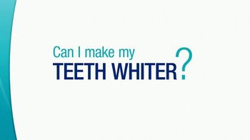 Sensodyne Pronamel Strong & Bright TV Spot, 'Strong Enamel, Whiter Teeth' - Thumbnail 1