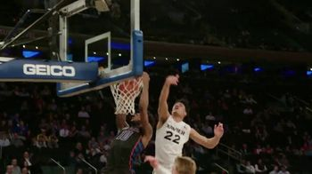 2018 Big East Tournament TV Spot, 'MSG: Born to Be' Featuring Tyrone Briggs - Thumbnail 8