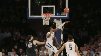 2018 Big East Tournament TV Spot, 'MSG: Born to Be' Featuring Tyrone Briggs - 27 commercial airings