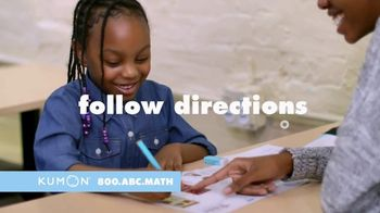 Kumon TV Spot, 'Be Good Students: Challenges' - Thumbnail 7