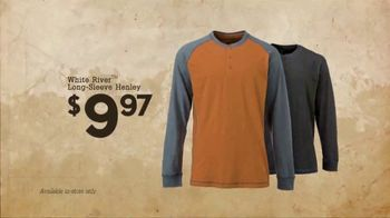 Bass Pro Shops Bring in the New Sale TV Spot, 'Henleys, Boots & Rods' - Thumbnail 6
