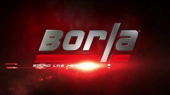 Borla Exhaust TV Spot, 'Raw Power' - Thumbnail 10