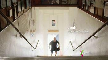 23andMe Health + Ancestry DNA Kit TV Spot, 'Josh's DNA Story' - Thumbnail 1