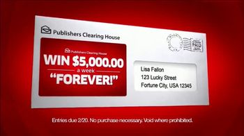 Publishers Clearing House TV Spot, 'Leave a Legacy' - Thumbnail 9