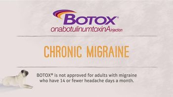 BOTOX Chronic Migraine TV Spot, 'Refuse to Lie Down' - Thumbnail 4