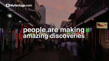 MyHeritage TV Spot, 'Amazing Discoveries'