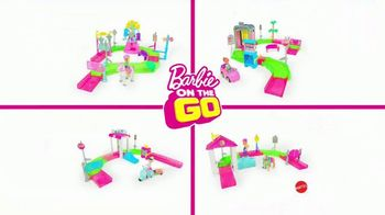 Barbie On the Go Car Wash Playset TV Spot, 'Wash and Go' - Thumbnail 8