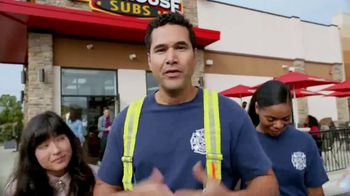 Firehouse Subs TV Spot, 'A Deal for Every Day of the Week' - Thumbnail 6