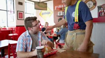 Firehouse Subs TV Spot, 'A Deal for Every Day of the Week' - Thumbnail 7