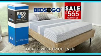 Rooms to Go January Clearance Sale TV Spot, 'Mattress in a Box' - Thumbnail 4