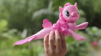 My Little Pony: The Movie Swimming Pinkie Pie TV Spot, 'Look at Her Go'