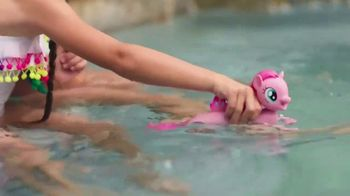 My Little Pony: The Movie Swimming Pinkie Pie TV Spot, \'Look at Her Go\'