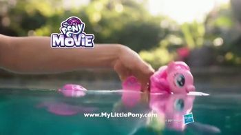 My Little Pony: The Movie Swimming Pinkie Pie TV Spot, 'Look at Her Go' - Thumbnail 8