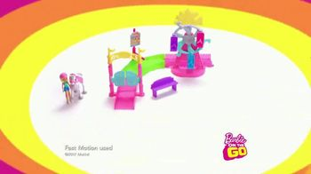 Barbie On the Go Carnival Playset TV Spot, 'Just Down the Road' - Thumbnail 2