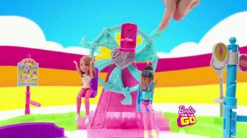 Barbie On the Go Carnival Playset TV Spot, 'Just Down the Road' - Thumbnail 4