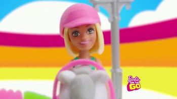Barbie On the Go Carnival Playset TV Spot, 'Just Down the Road'
