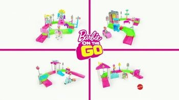 Barbie On the Go Carnival Playset TV Spot, 'Just Down the Road' - Thumbnail 7