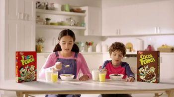 Pebbles Cereal TV Spot, 'YABBA DABBA DOO! Anything!' - Thumbnail 1
