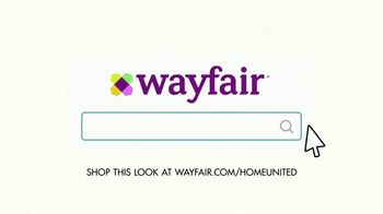 Wayfair TV Spot, 'Home United' - Thumbnail 9