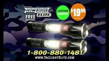 Bell + Howell TacLight Elite TV Spot, 'One Light That Can Do Both' - Thumbnail 10