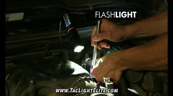 Bell + Howell TacLight Elite TV Spot, 'One Light That Can Do Both' - Thumbnail 6