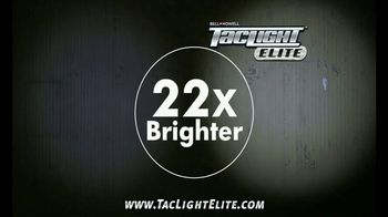 Bell + Howell TacLight Elite TV Spot, 'One Light That Can Do Both' - Thumbnail 7