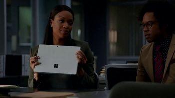 Microsoft Surface TV Spot, 'Lethal Weapon: Pitch' Feat. Johnathan Fernandez - Thumbnail 8
