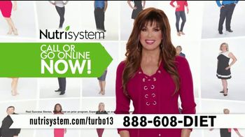 Nutrisystem Turbo 13 TV Spot, 'Weighing You Down' Featuring Marie Osmond - Thumbnail 9