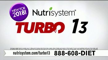 Nutrisystem Turbo 13 TV Spot, 'Weighing You Down' Featuring Marie Osmond