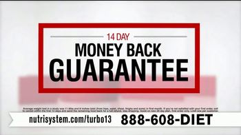 Nutrisystem Turbo 13 TV Spot, 'Weighing You Down' Featuring Marie Osmond - Thumbnail 3