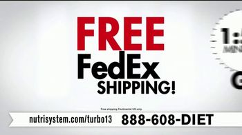 Nutrisystem Turbo 13 TV Spot, 'Weighing You Down' Featuring Marie Osmond - Thumbnail 7